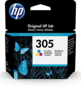 Tusz HP kolor HP 305, HP305=3YM60AE, 100 str.