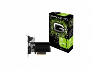 Gainward 426018336-3576 karta graficzna NVIDIA GeForce GT 710 2 GB GDDR3