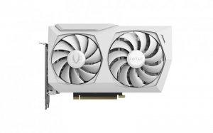 Karta Graficzna ZOTAC GAMING GeForce RTX 3070 Twin Edge OC LHR White Edition 8GB GDDR6