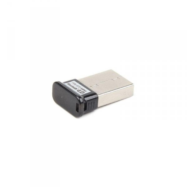 Adapter GEMBIRD BTD-MINI5 (USB M - Bluetooth 4.0 ; kolor czarny)