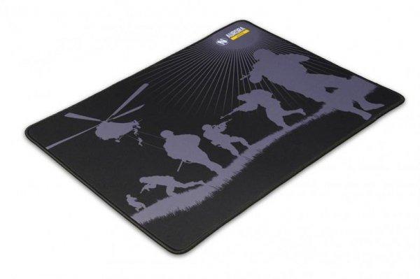 iBox Aurora MPG2 Czarny, Szary Podkładka do myszki do grania