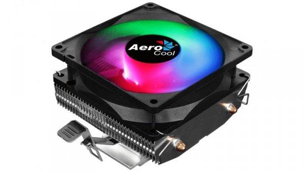 Aerocool Air Frost 2 Procesor Chlodnica/wentylator 9 cm Czarny