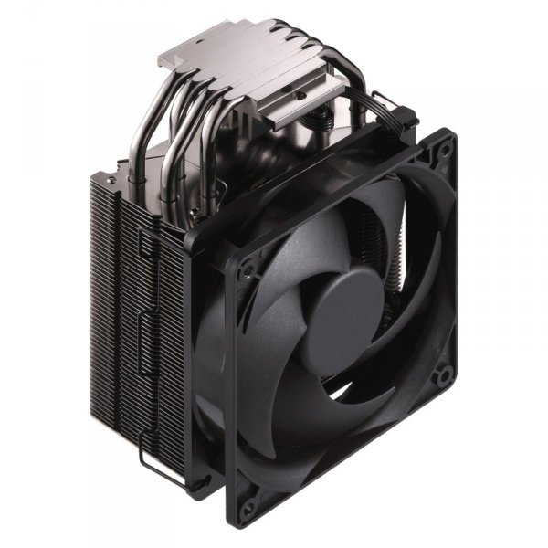 Cooler Master Hyper 212 Black Edition Procesor Chlodnica/wentylator 12 cm Czarny