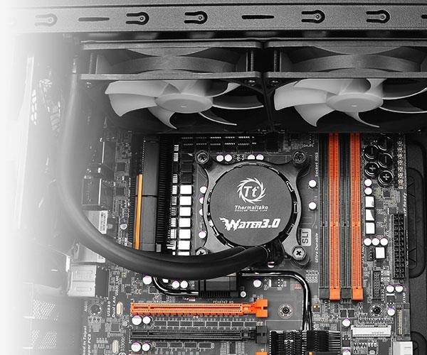 Thermaltake Water 3.0 Extreme S chłodzenie cieczą Procesor