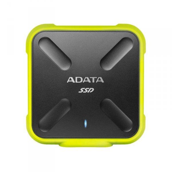 Dysk zewnętrzny ADATA SD700 ASD700-512GU31-CYL (512 GB ; USB 3.1)