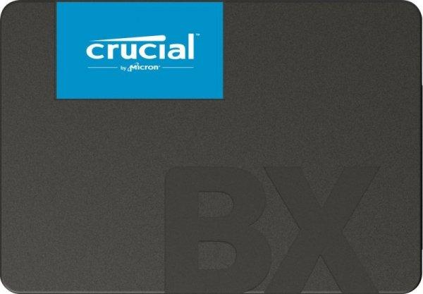 """Dysk Crucial BX500 CT480BX500SSD1 (480 GB ; 2.5""""; SATA III)"""