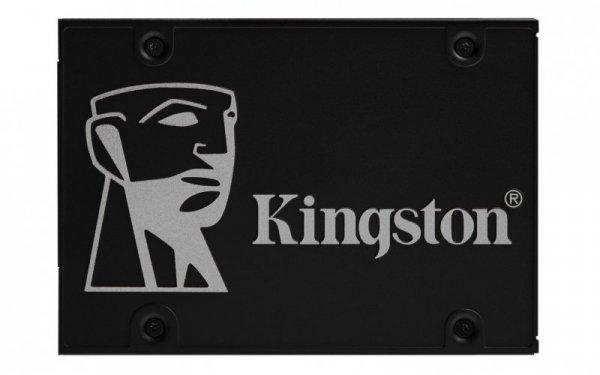 "Kingston Technology KC600 2.5"" 512 GB Serial ATA III 3D TLC"