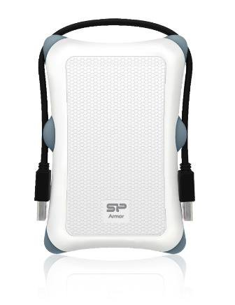 "Silicon Power Armor A30 Obudowa HDD Biały 2.5"""