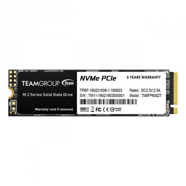 SSD Team Group MP33 256GB M2 PCI-E Gen3x4
