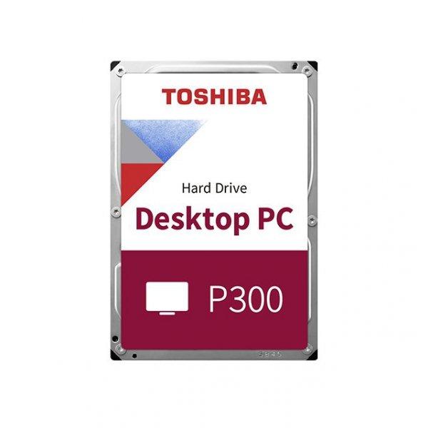 """Dysk HDD Toshiba P300 HDWD260UZSVA (6 TB ; 3.5""""; 128 MB; 5400obr/min)"""