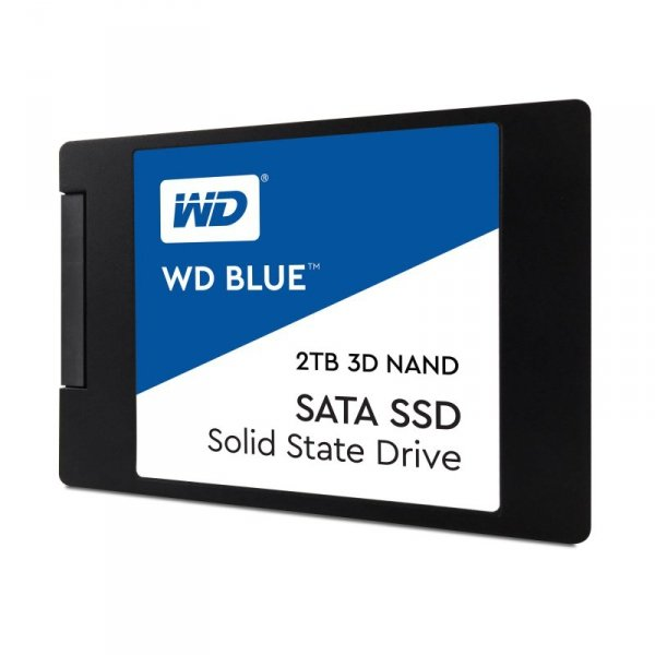 "Western Digital Blue 3D 2.5"" 2048 GB Serial ATA  III"
