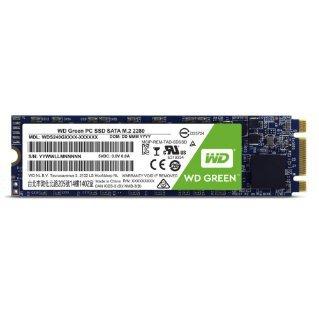 Dysk SSD WD Green WDS480G2G0B (480 GB ; M.2; SATA III)