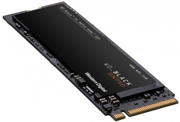 Western Digital SN750 M.2 2048 GB PCI Express QLC 3D NAND  NVMe