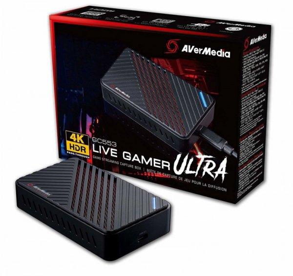 Rejestrator AVerMedia GC553 61GC5530A0A2