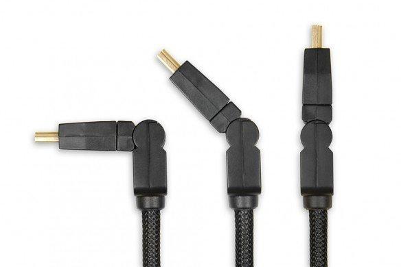 iBox HD06 kabel HDMI 2 m HDMI Typu A (Standard) Czarny