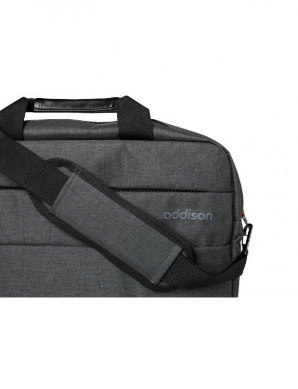 """Torba na laptopa Addison Middlebury 14 307014 (14,1""""; kolor stalowy)"""