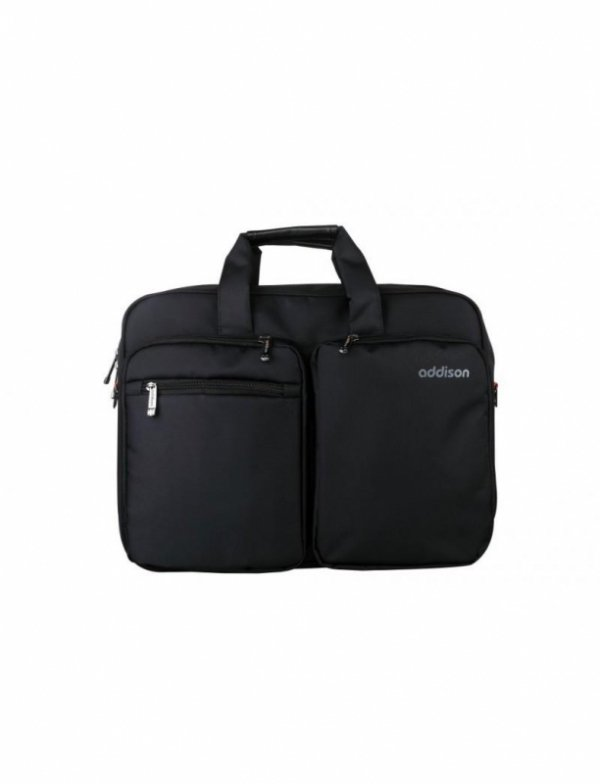 """Torba na laptopa Addison Preston 15 304015 (15,6""""; kolor czarny)"""