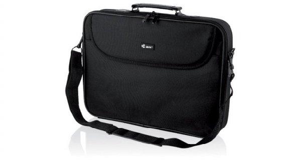 "Torba na laptopa IBOX NB09 15,6"" ITNB09 (15,6""; kolor czarny)"