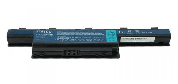 Bateria do laptopa MITSU BC/AC-4551 (48 Wh; do laptopów Acer)