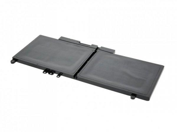Bateria do laptopa MITSU BC/DE-E5550 (51 Wh; do laptopów Dell)