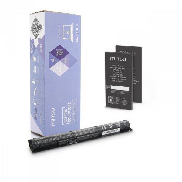Bateria do laptopa MITSU BC/HP-450G3 (32 Wh; do laptopów HP)
