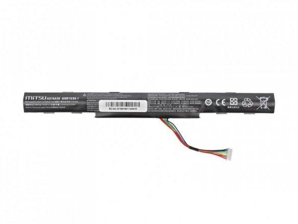 Bateria do laptopa MITSU BC/AC-E15 5BM285 (32 Wh; do laptopów Acer)
