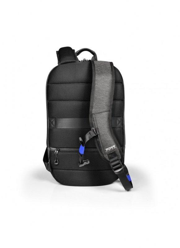 """Plecak na laptopa PORT DESIGNS San Francisco 135063 (15,6""""; kolor szary)"""
