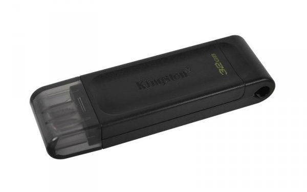 KINGSTON FLASH 32GB USB-C 3.2 Gen1 DataTraveler 70