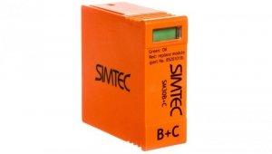 Moduł ogranicznika przepięć B+C Typ 1+2 30kA 1,5kV SPDMM30B+C Typ 1+2-275 85201028