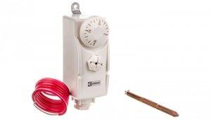Termostat ręczny z czujnikiem T80F 0-90°C 16A 230V biały P5682