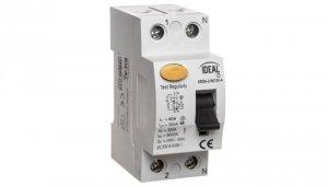 Wyłącznik różnicowoprądowy 2P 40A 0,03A typ A KRD6-2/40/30-A 23189