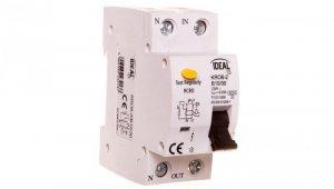Wyłącznik różnicowo-nadprądowy 2P B 10A 0,03A typ AC KRO6-2/B10/30 23213
