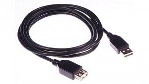 Przedłużacz USB 2.0 High Speed 1,8m LB0015 LIBOX