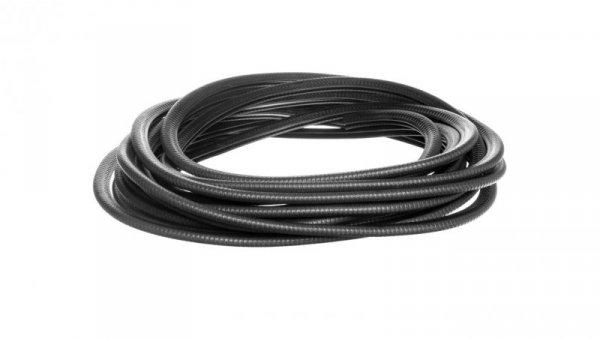 Osłona krawędzi korytek kablowych czarna KSB 4 PVC 6072895 /10m/