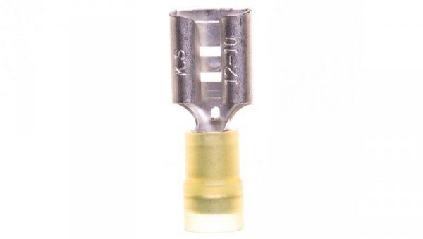 Nasuwka izolowana NI 9,5-6/1,2 E10KN-03010101201 /100 szt./
