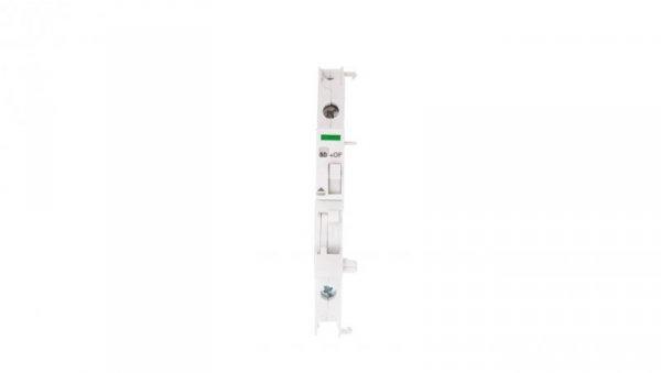 Styk pomocniczy 2P montaż boczny iOF/SD+OF A9A26929