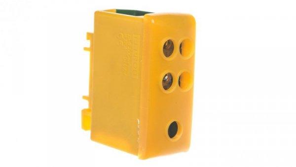 Złączka szyn gwint AL/CU 1x70 mm2 4x16 mm2 TS35 1-tor ZGG1x70/4x16z-g 84704009