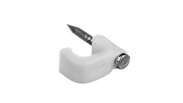 Uchwyt płaski do przewodów YDYp 2x1,5 FLOP-7/5 27.75 /100szt./