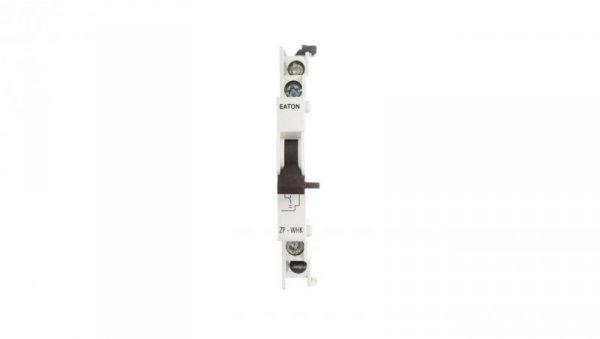 Styk pomocniczy 1P montaż boczny ZP-WHK 286053