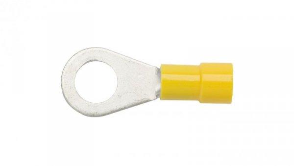 Końcówka oczkowa izolowana 4-6mm2/M8 EM00337 (100szt.)