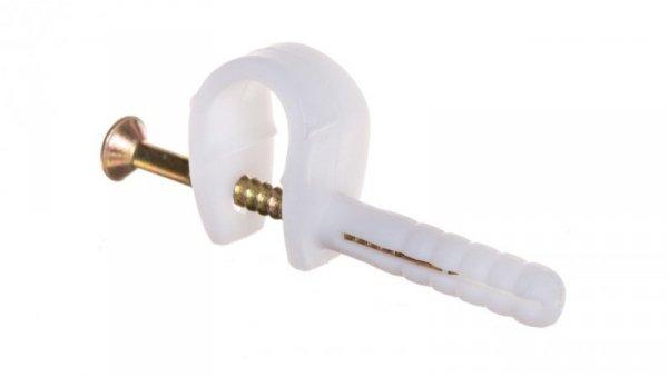 Uchwyt montażowy do przewodów fi 6mm UPo 12.41 /50szt./
