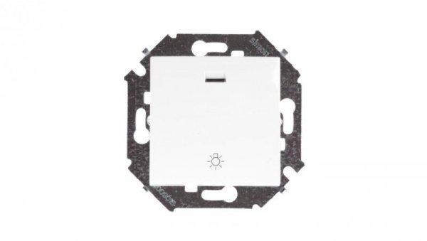 Simon 15 Przycisk /światło/ z podświetleniem biały 1591161-030