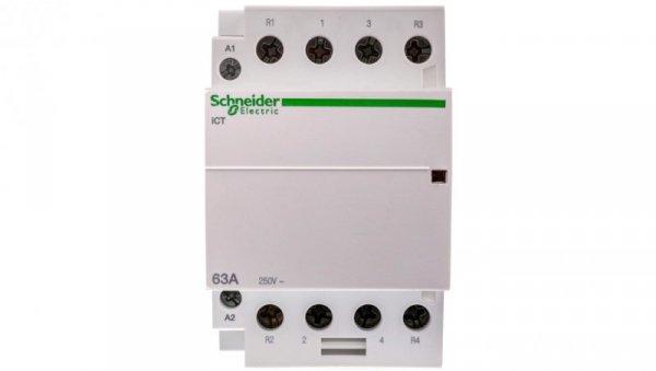 Stycznik modułowy 63A 2Z 2R 230V AC iCT A9C20868