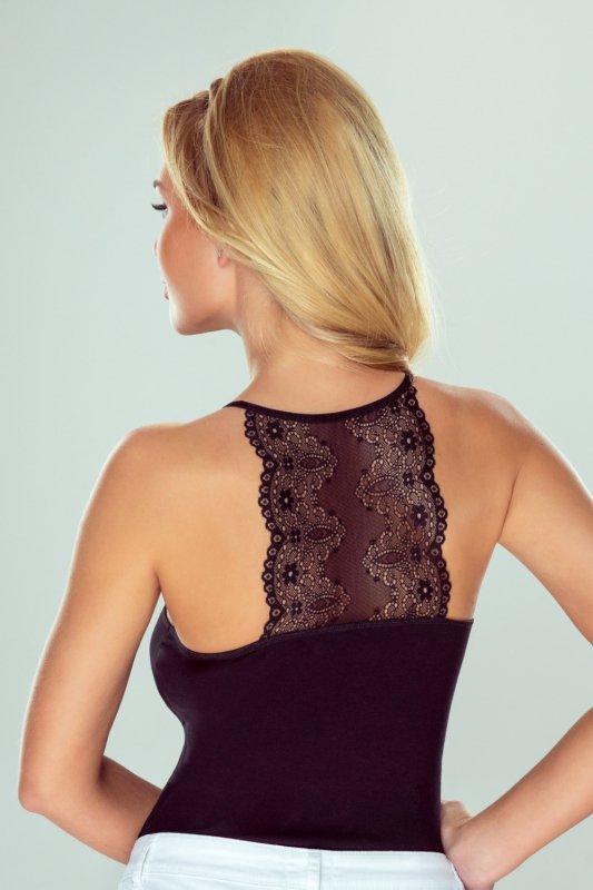Koszulka Model Dafne Black - Eldar