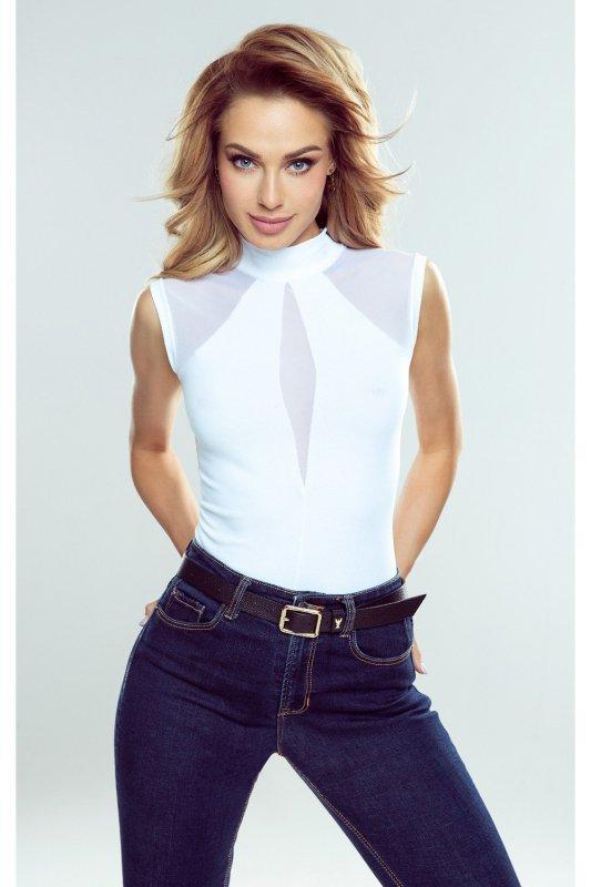 Bluzka Model Chanel White - Eldar