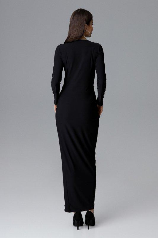 Sukienka Model M636 Black - Figl
