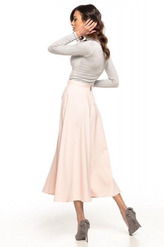 Spódnica Model T260/7 Powder Pink - Tessita