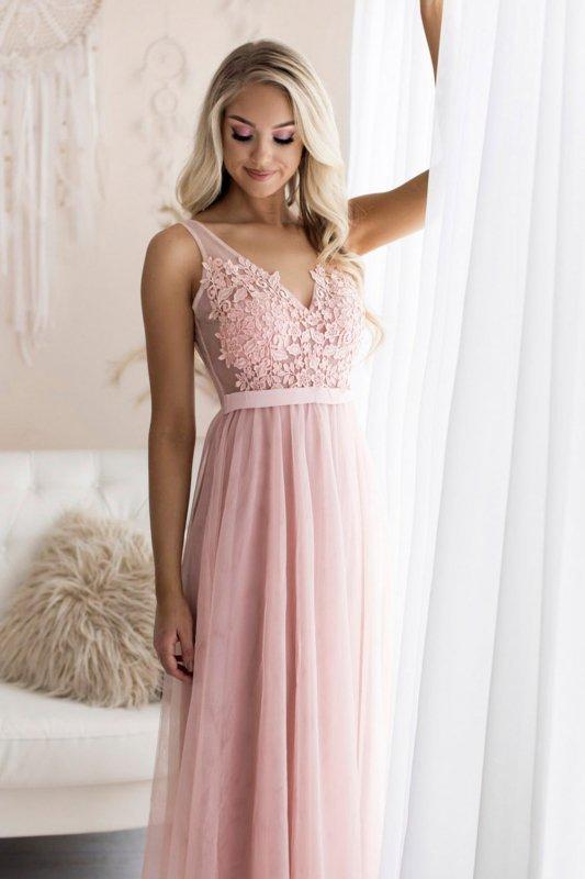 Sukienka Model 18594 Pink - YourNewStyle