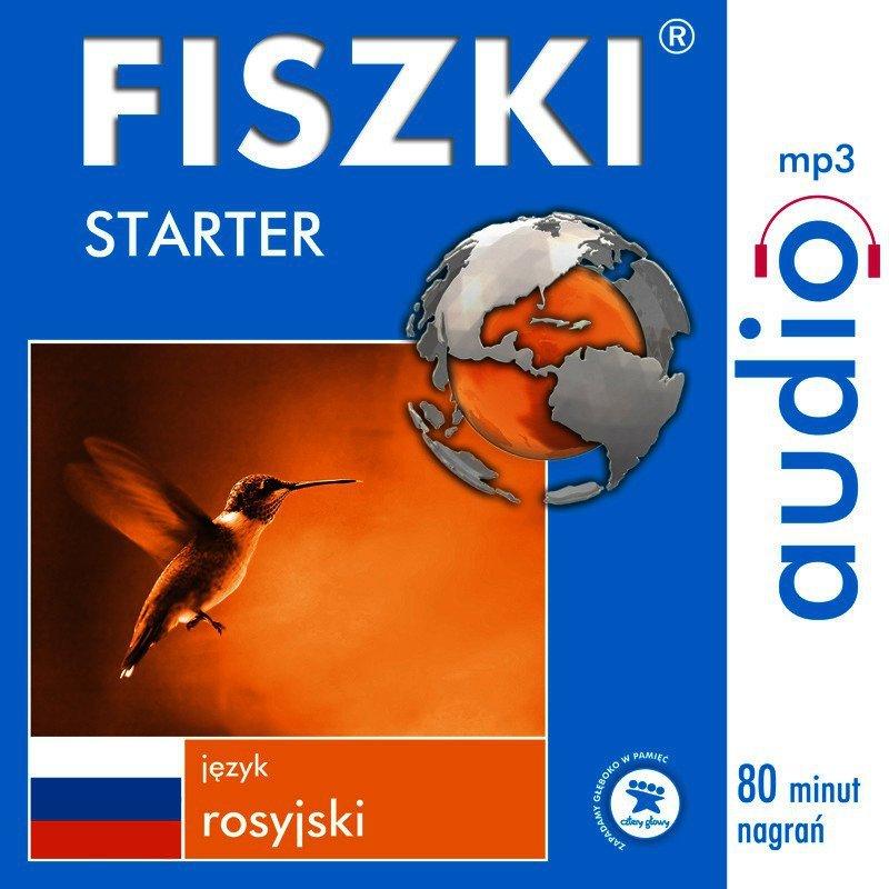 FISZKI audio - j. rosyjski - Starter