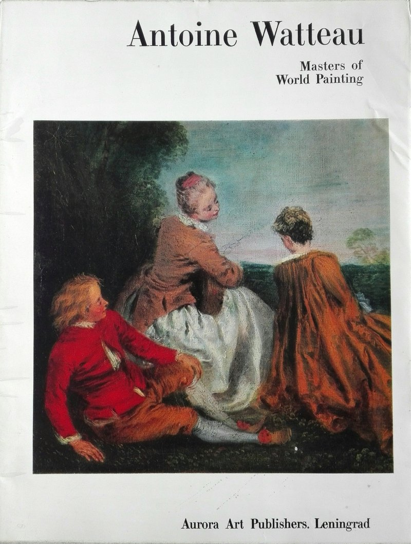 Masters of World Painting Antoine Watteau SPK